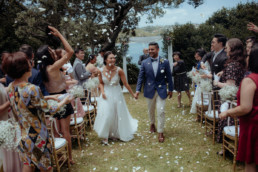 Orakei Bay Wedding